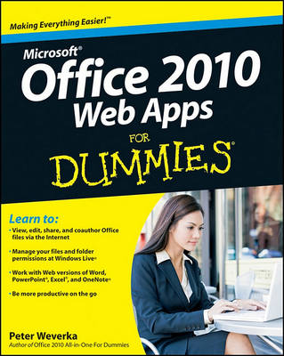 Office 2010 Web Apps For Dummies (2010)
