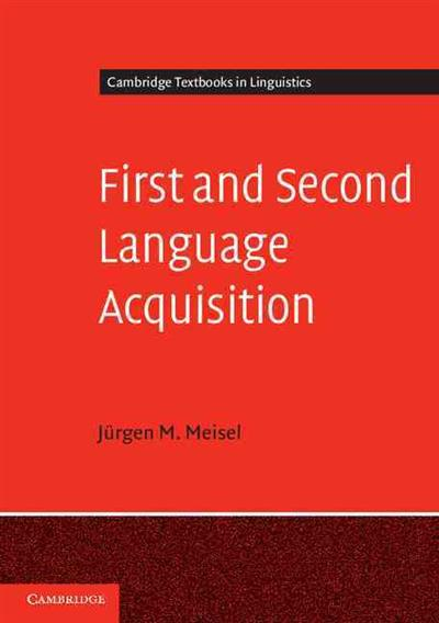 first and second language