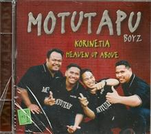 Motutapu Boyz - Korinetia Heaven Up Abov