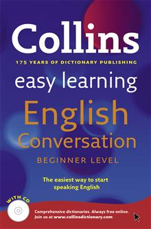 Collins Easy Learning English Conversation: Book 1: Book 1