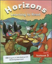 Horizons Learning to Read: Textbook 3 - Level A