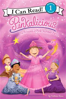 Pinkalicious:: The Princess of Pink Slumber Party