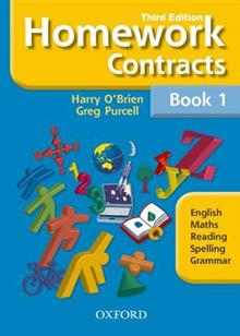 Homework Contracts: Bk. 1