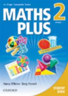Maths Plus Year 2: Student Book