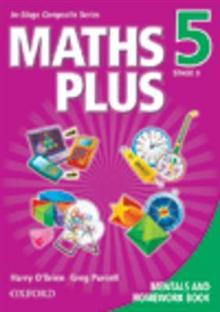 Maths Plus Mentals and Homework Book Year 5