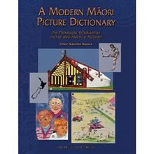 Modern Maori Picture Dictionary