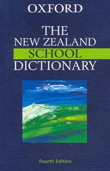 The New Zealand Oxford School Dictionary