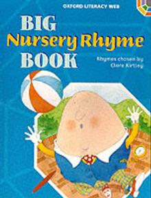 Oxford Literacy Web: Letters, Sounds and Rhymes: Big Nursery Rhyme Book
