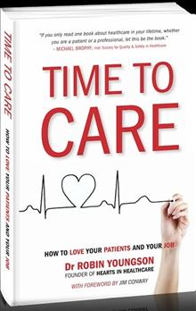 TIME TO CARE - How to love your patients and your job