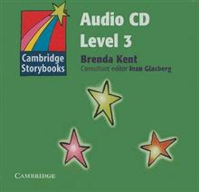Cambridge Storybooks Audio CD 3
