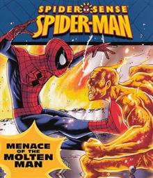 Menace of the Molten Man