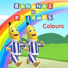 Bananas in Pyjamas: Colours