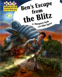 Bens Escape from the Blitz