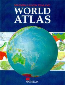 Macmillan New Zealand World Atlas