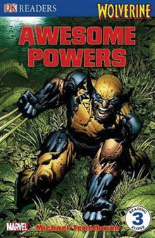 Wolverine Awesome Powers
