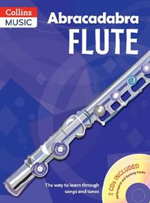 Abracadabra Woodwind,Abracadabra: Abracadabra Flute (Pupils' Book + 2 CDs): The Way to Learn Through Songs and Tunes