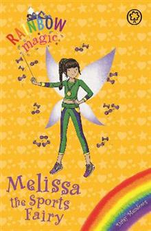 Rainbow Magic: Melissa the Sports Fairy: Special