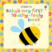 Baby's Very First Touchy-feely Book