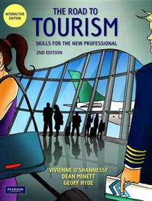 The Road to Tourism Interactive Edition: Skills for the new professional