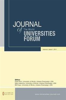 Journal of the World Universities Forum: Volume 4, Issue 1