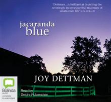 Jacaranda Blue: 10 Spoken Word CDs
