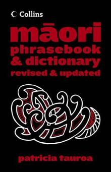 Collins Maori Phrasebook and Dictionary