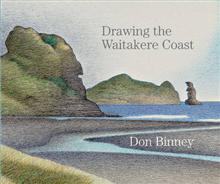 Drawing the Waitakere Coast