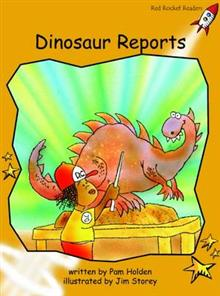 Dinosaur Reports: Fluency: Level 4