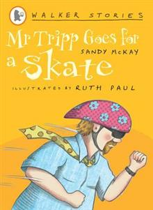 Mr Tripp Goes for a Skate