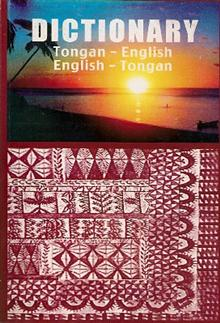 Tongan - English / Eng Tongan Dictionary