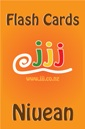 Niuean Flash Cards