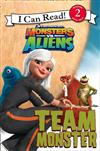 Monsters vs Aliens - Team Monster: Bk. 2