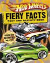 Hot Wheels Fiery Facts Book