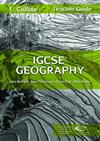 Cambridge IGCSE Geography Teacher Guide: Cambridge International Examinations