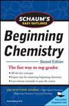 Schaum's Easy Outline of Beginning Chemistry