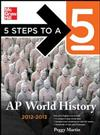 5 Steps to a 5 AP World History: 2012-2013