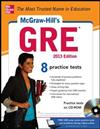 McGraw-Hill's GRE with CD-ROM: 2013