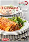 Food in a Minute: Everyday Cookbook