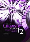 Nelson Chemistry for VCE Units 1 and 2 Student Activity Manual