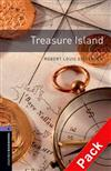Oxford Bookworms Library: Level 4: Treasure Island
