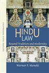 Hindu Law Beyond Tradition and Modernity
