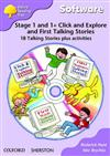 Oxford Reading Tree: Stage 1+: First Phonics: CD-ROM: Unlimited User Licence