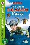 Dragons: The Great Dragon Party - Read it Yourself with Ladybird: Level 2