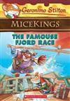 Famouse Fjord Race (Geronimo Stilton Micekings #2), The