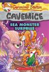 Sea Monster Surprise (Geronimo Stilton Cavemice #11)