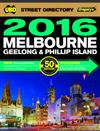 Melbourne Street Directory 50th 2016