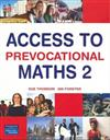Access to Prevocational Maths 2: Coursebook