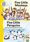Five Little monkeys/Five Little Penguins
