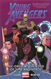 Young Avengers: Volume 3: Mic-Drop at the Edge of Time and Space (Marvel Now)