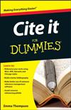 Cite it for Dummies